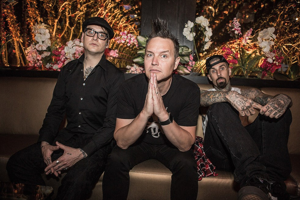 blink 182 sued by
