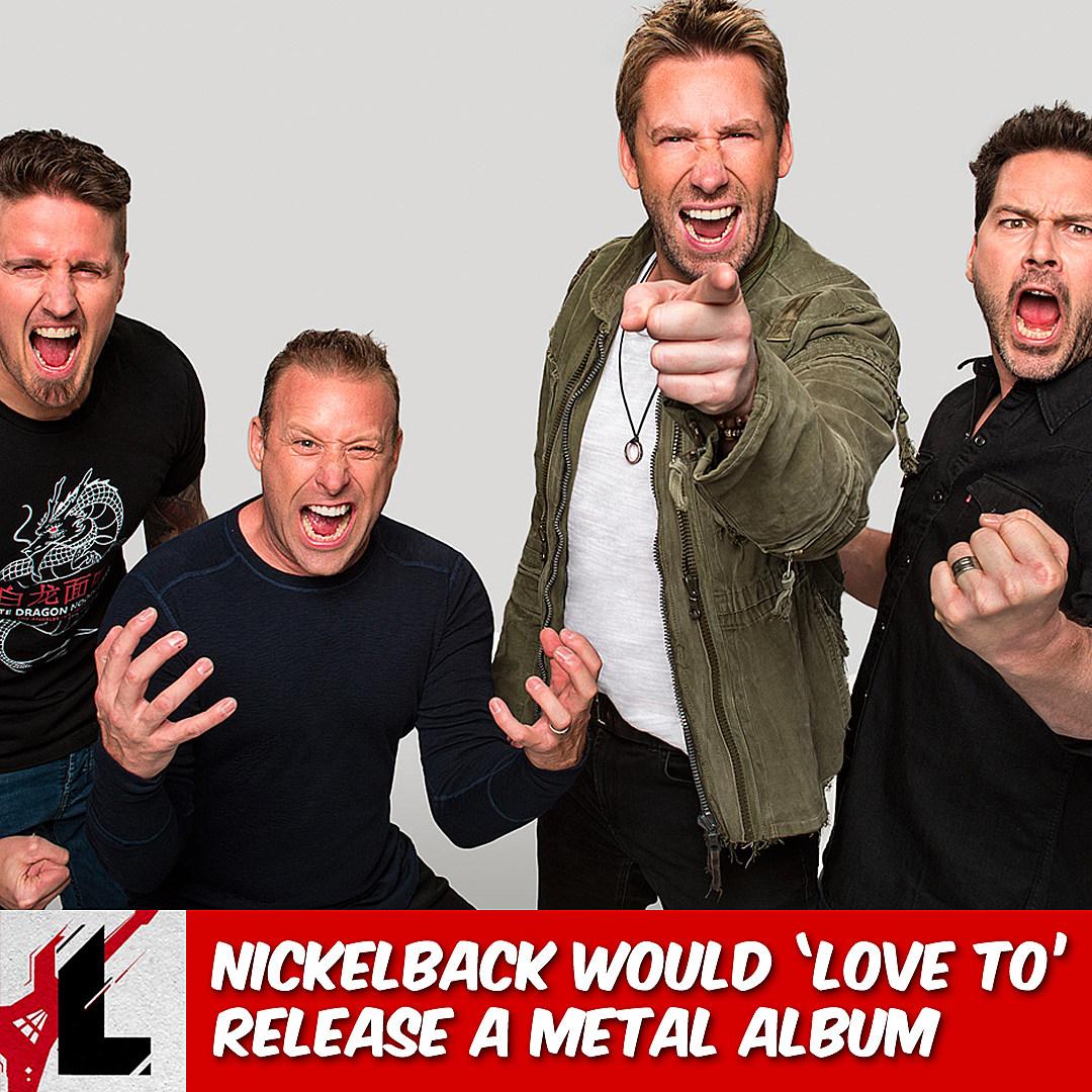 nickelback news