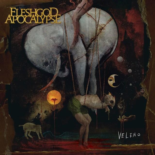 義大利交響技術死樂團 血肉啟示錄樂團 Fleshgod Apocalypse 發布新曲影音 Sugar 1