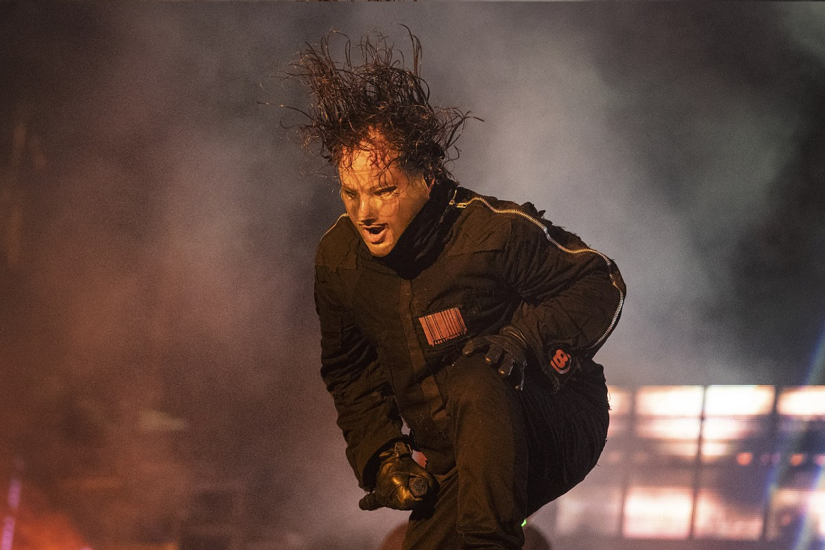 Slipknot Attempting Iron Maiden Stuff With New Live Show