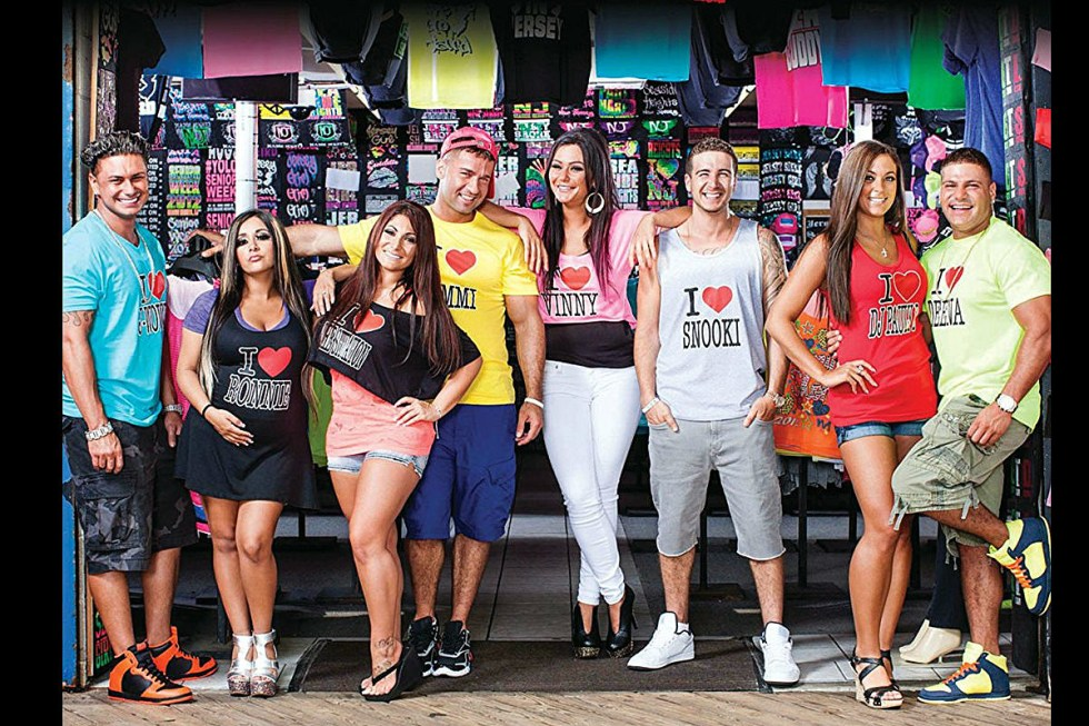 Jersey Shore Cast Unveil Mtv Reunion As Family Vacation Show