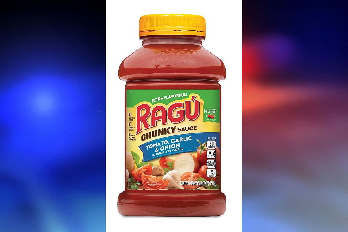 Plastic Fragments Lead To Ragu Pasta Sauce Recall