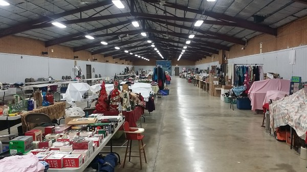 Worlds Largest Yard Sale Back At Herkimer County Fairgrounds