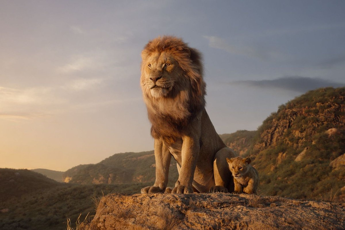 The Lion King Trailer A New Circle Of Life