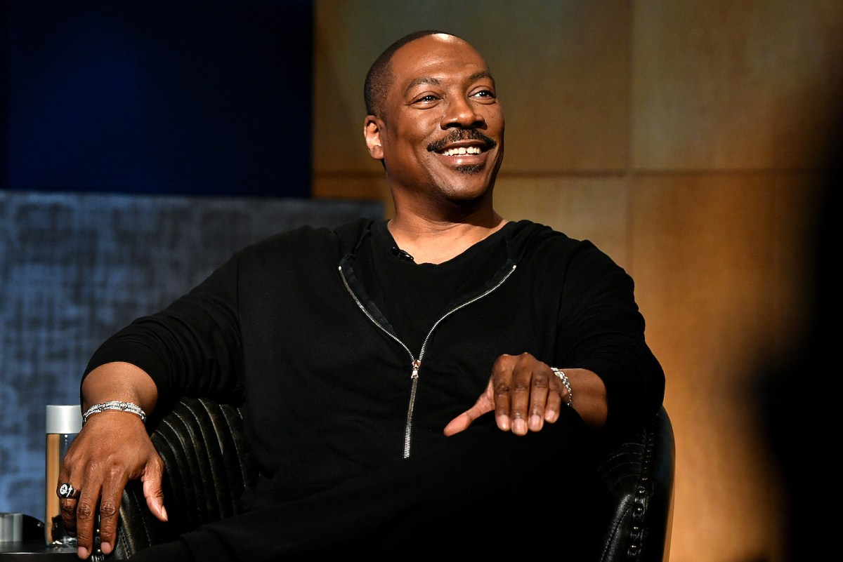 Eddie Murphy Close To First Standup Special In Years For