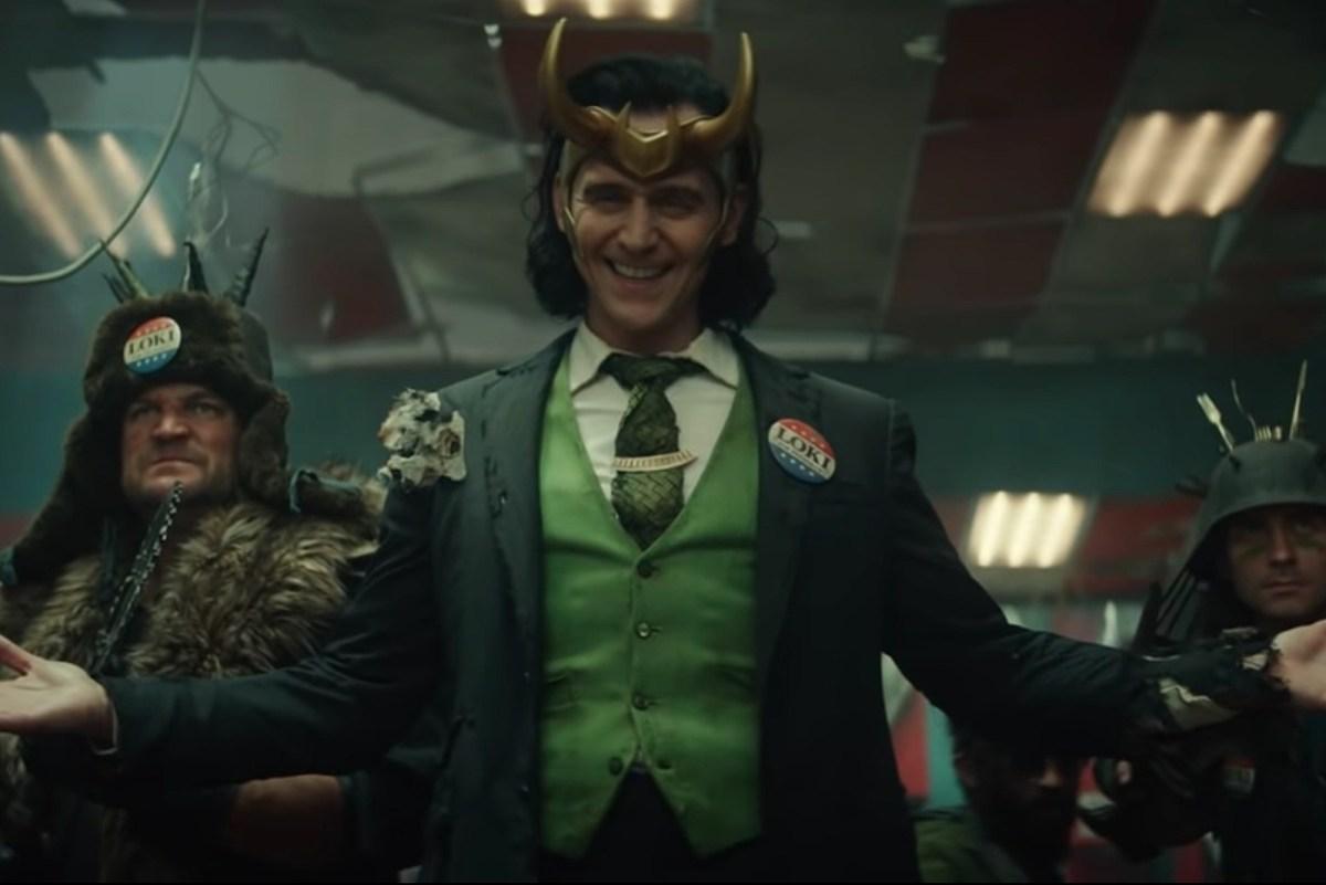 Tom Hiddleston Returns as 'Loki' In First Disney Plus Trailer