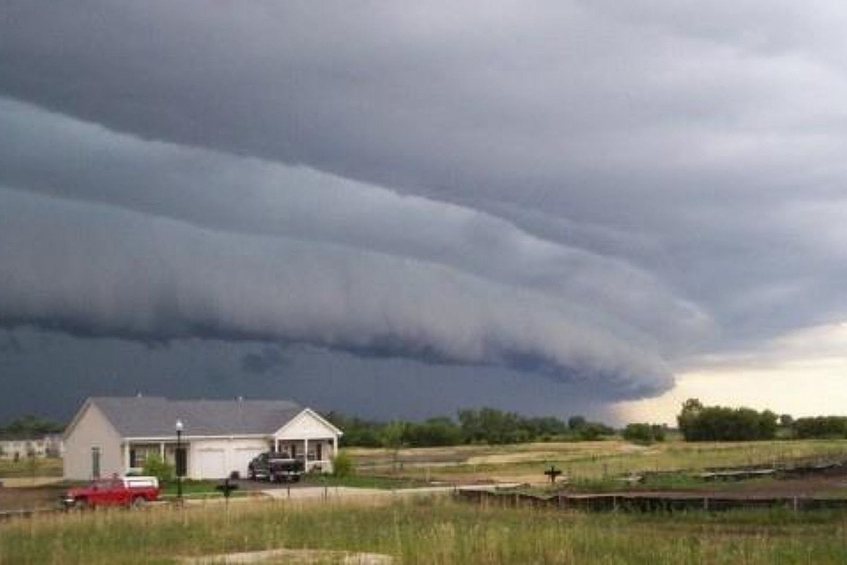 What S A Derecho Powerful Storm That Began In South Dakota