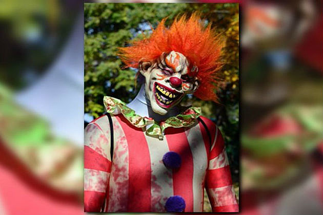 the scary clowns make