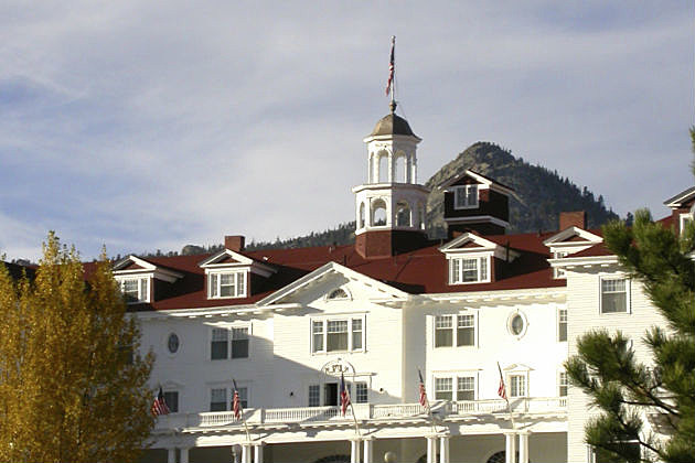 ' Shining' Maze Revealed Stanley Hotel Today