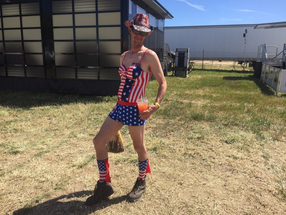 crazy outfits at country