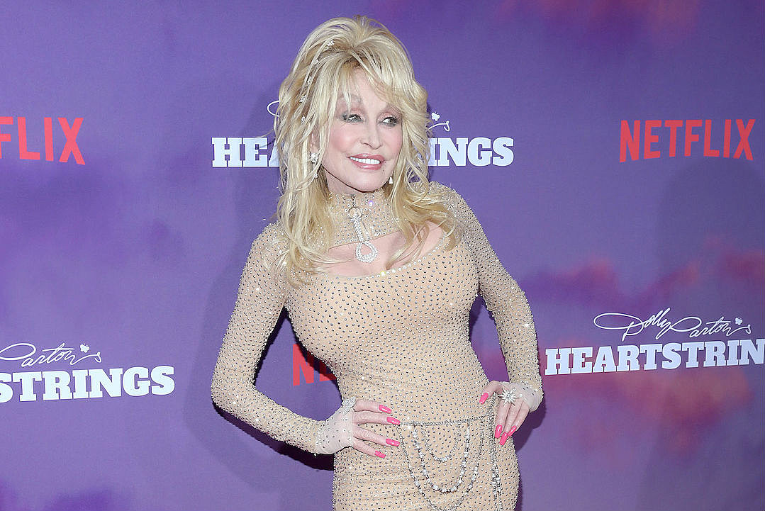 Netflix Drop Trailer for Dolly Parton's 'Heartstrings' Series Inspired By Her Music