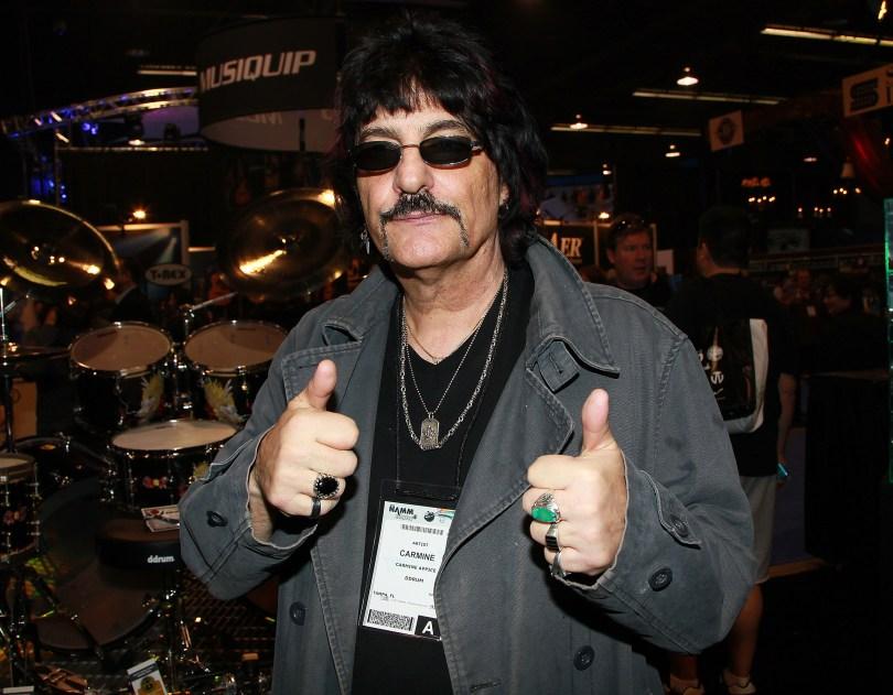 Legendary Drummer Carmine Appice On WPDH Friday