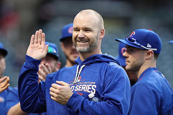 World Series Hero David Ross Is Joining Espn