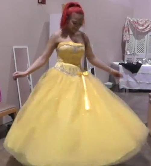 Cinderella S Closet Turning Dresses Into Dreams Video