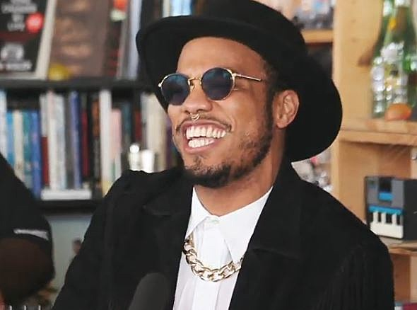 Anderson Paak Performs Four Songs for NPRs Tiny Desk