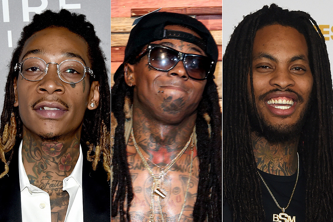 33 Rappers With Neck Tattoos Xxl
