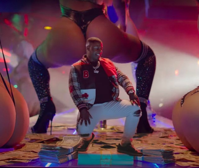 Blac Youngsta Shrinks In Size To Embrace Some Booty In New Video
