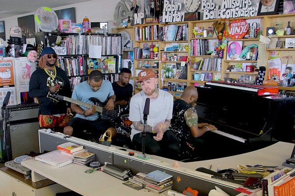 Mac Miller S Tiny Desk Concert Thundercat Provides The