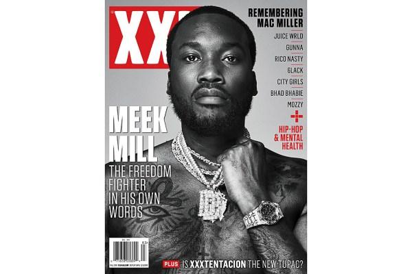 Meek Mill Covers XXL Magazines Fall 2018 Issue  XXL
