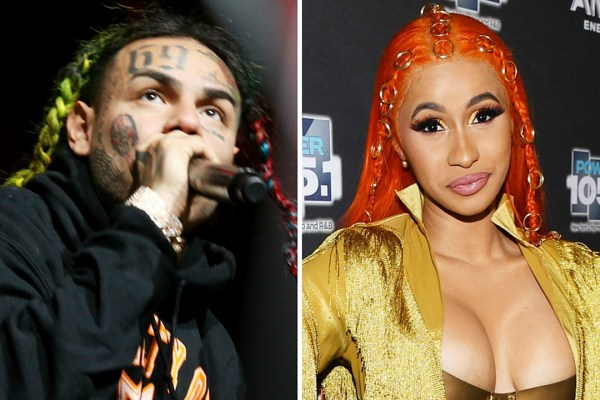 6ix9ine Hires Bartenders Suing Cardi B For Assault Xxl