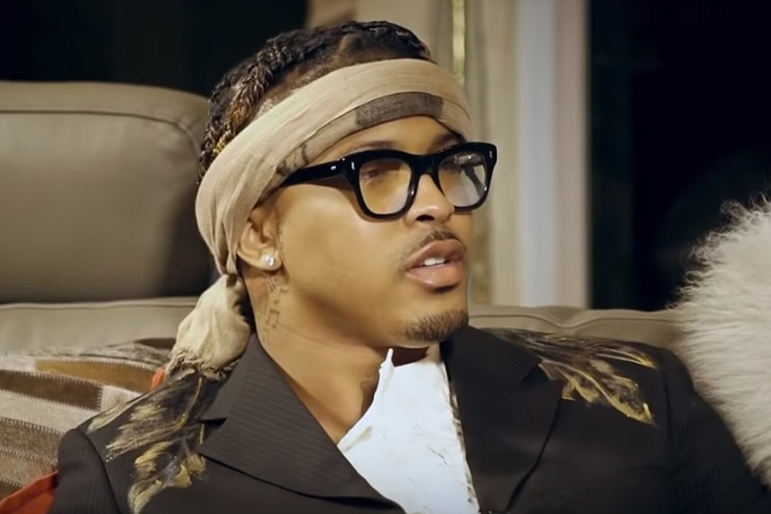 August Alsina Cries While Speaking On Sister S Death Xxl