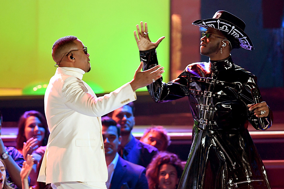 Image result for lil nas x and nas