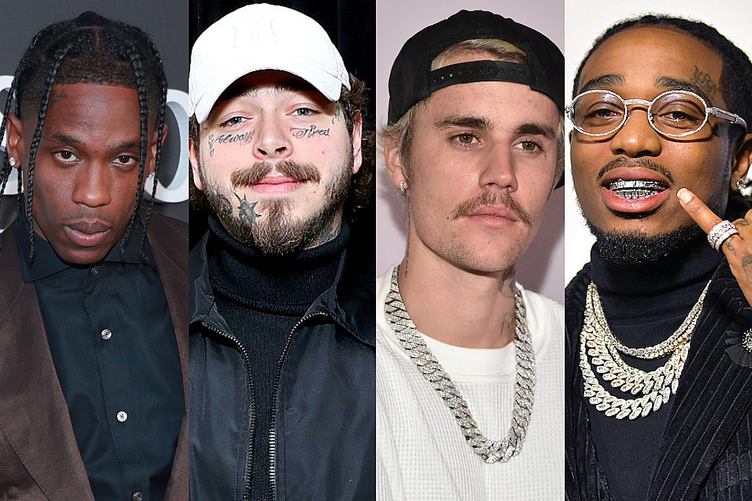 Travis Scott And More To Feature On Justin Bieber S New Album