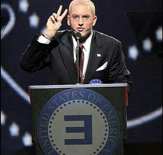 Eminem made an anti-Trump song (and other anti-Trump news)