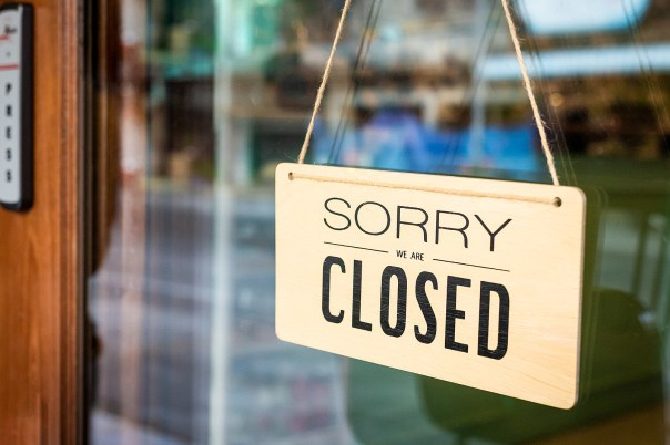 Image result for all restaurants closed ct free image