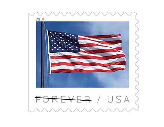the cost of stamps
