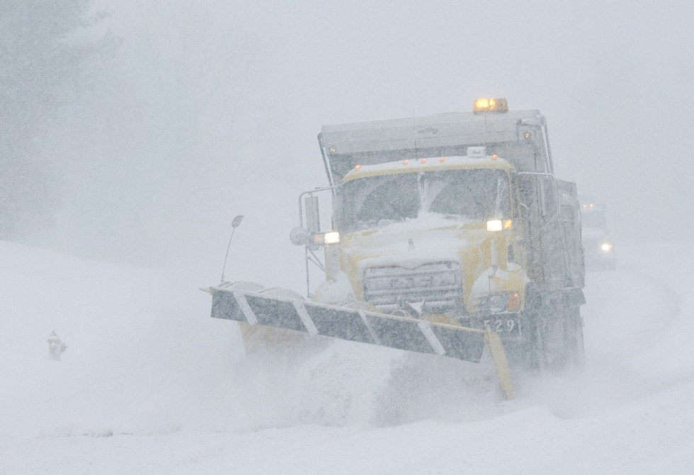 cold snowy winter expected
