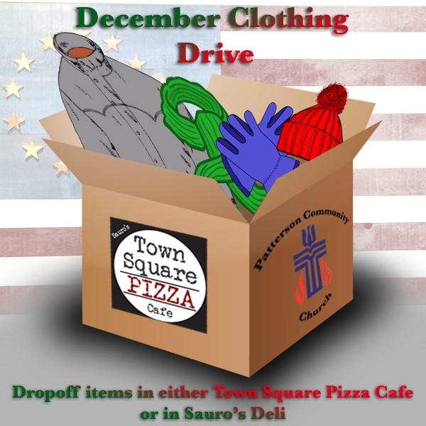 Holiday Season Donation Collections