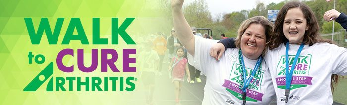 This April: The Walk to Cure Arthritis