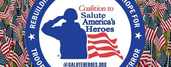 August Charity: Coalition to Salute America's Heroes