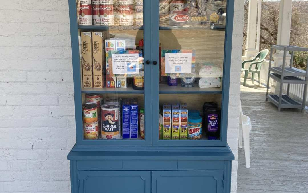 December Charity: Brewster Little Free Pantry