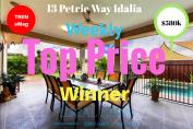 TREN eMag 13 Petrie Way Idalia Top Price Winner - Townsville