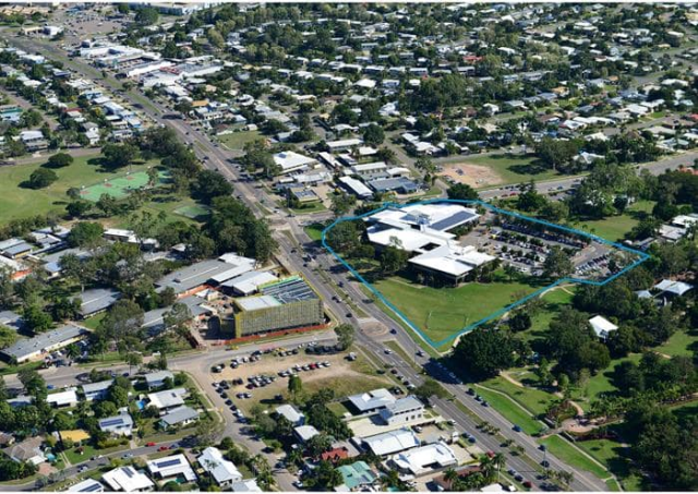 Ariel View of Thuringowa Council Headquarters development