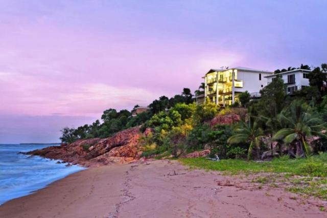 Toomulla - Beach front view of 31 Saltwater Drive - Top Price Winner - Townsville Photo: Remax