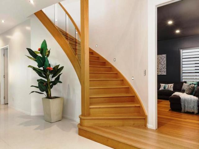 Idalia - Foyer stairway at 15 Edgewater Terrace sold by McGrath Estate Agents for $1Million