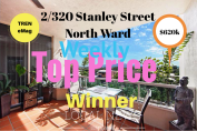 North Ward - Top Price Winner of the Week - 2-320 Stanley Street - $620,000