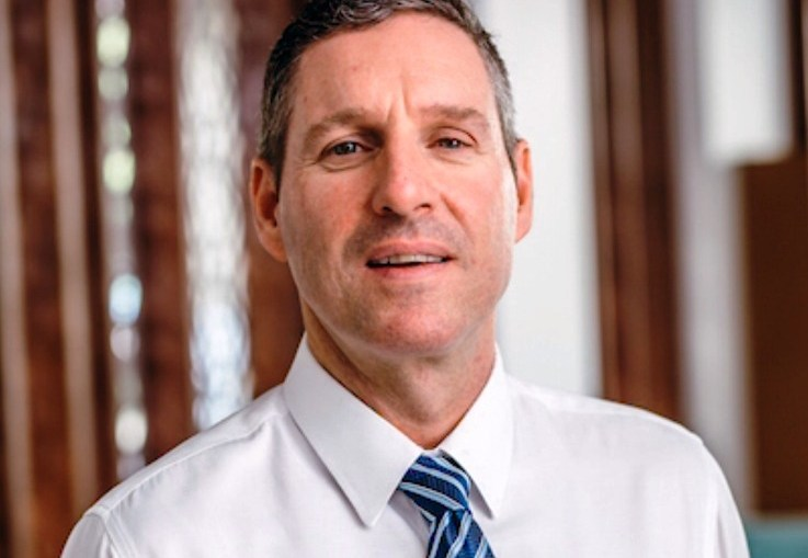 Commercial property - Mr Peter Wheeler, managing director of Colliers International Townsville