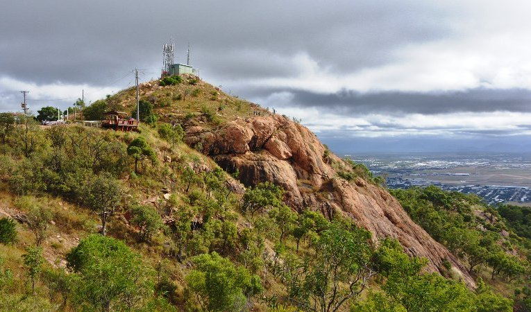 Townsville North Queensland Castle Hill Lookout
