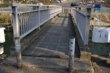 浜倉の榎と清水橋