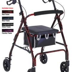 Walker Roller Chair Metal Chiavari Chairs Wholesale Medicare Rollator Mobility Or For Patients It Also Serves As A Portable Seat Transport Wherever You Go Covers The Cost Of Patient S If He She Meets Certain Medical
