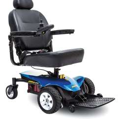 Motorized Wheel Chair Spanish Dining Chairs Jazzy Elite Es Power Wheelchair By Pride Mobility