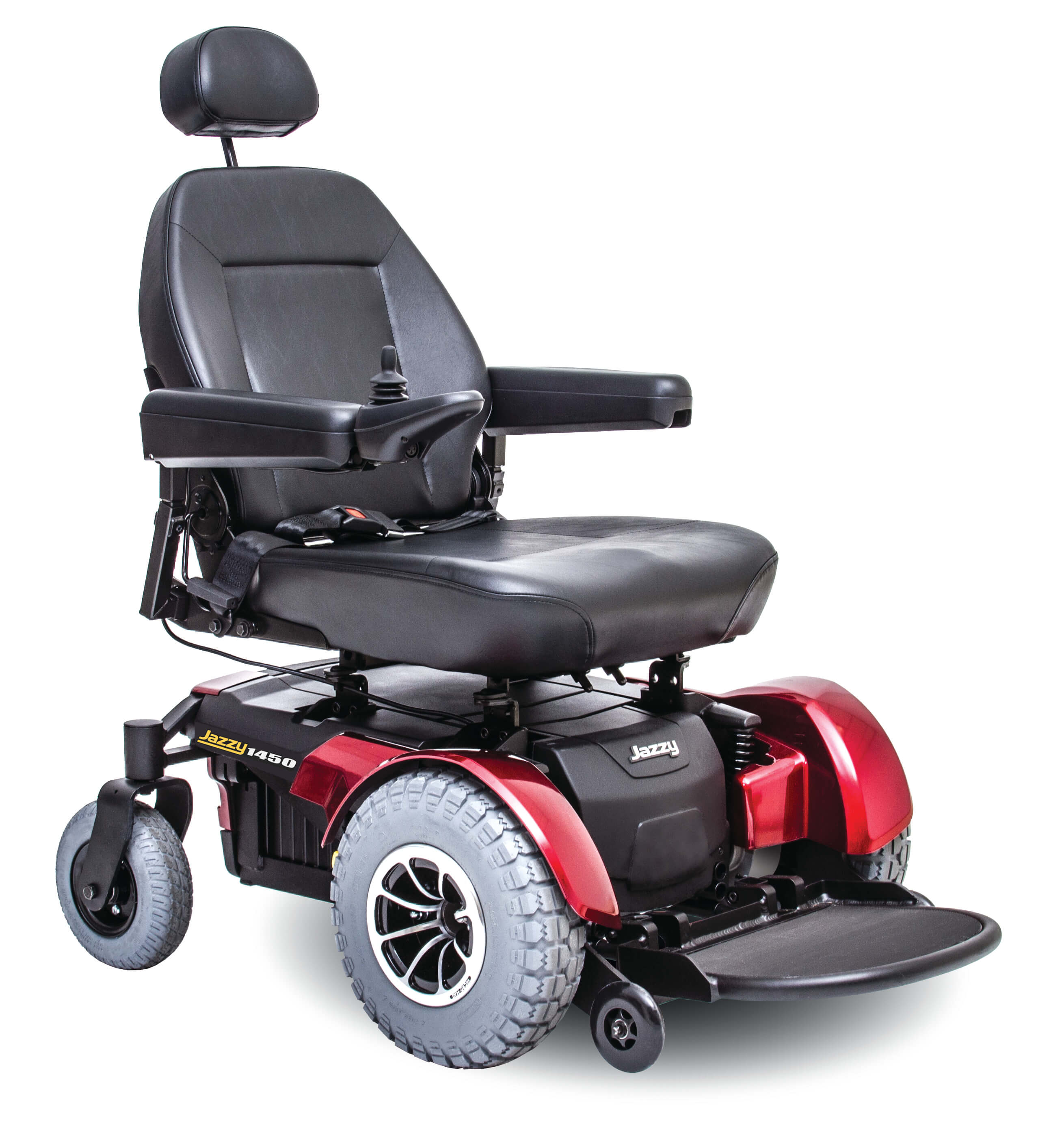Quantum Chair Jazzy 1450 Power Electric Wheelchair By Pride Mobility
