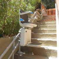 2000 Outdoor Stairlift | Baltimore Maryland