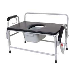 Does Medicare Cover Shower Chairs Used Lift Chair Bariatric Extra Wide Drop Arm Bedside Commode Seat