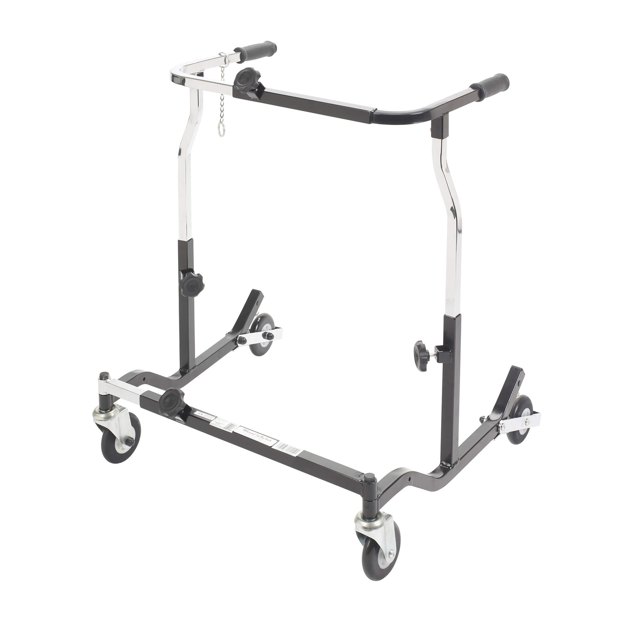 Bariatric Heavy Duty Anterior Safety Roller 500lbs Weight