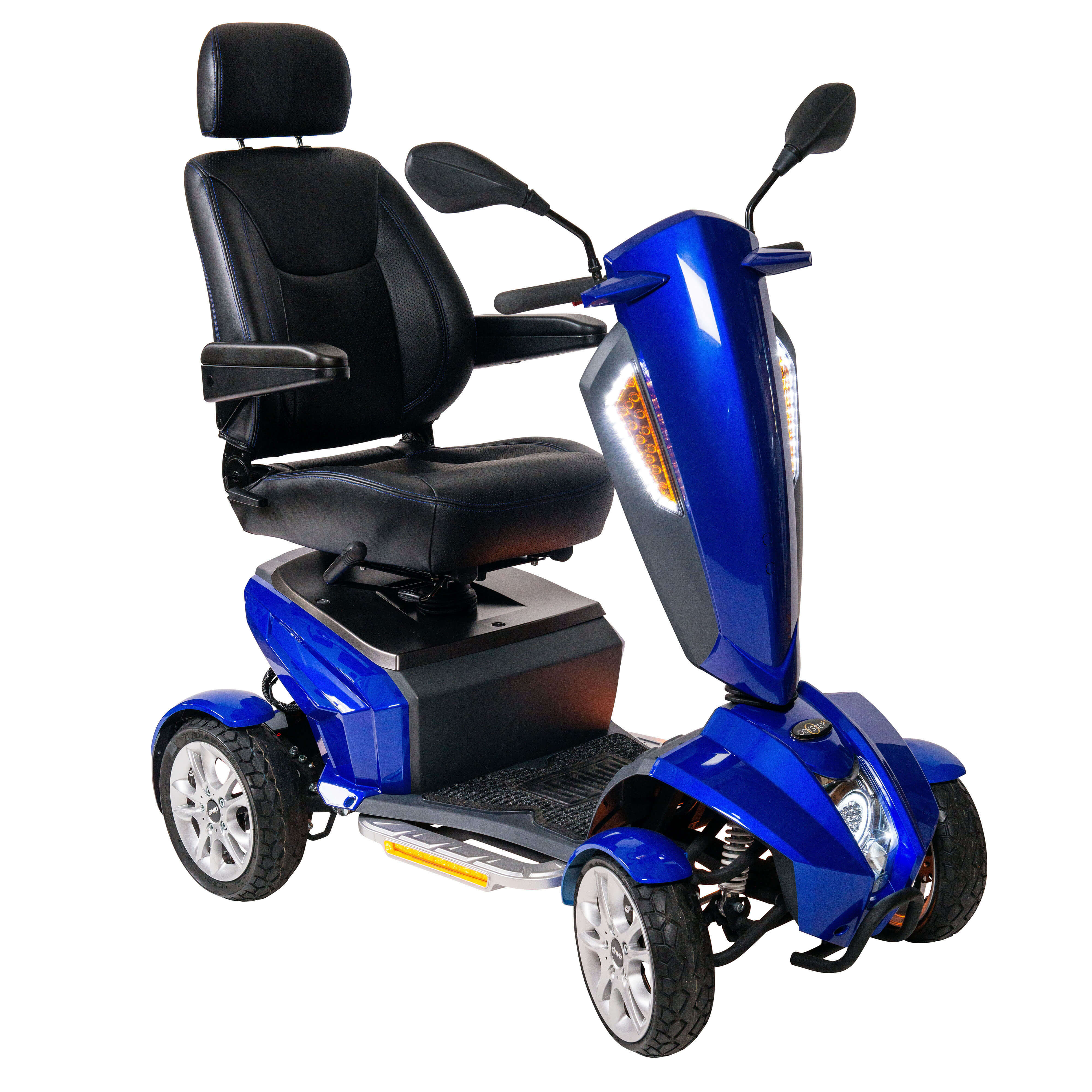 power chair car carrier slipcover dining chairs odyssey gt executive mobility scooter 18 quot captain 39s